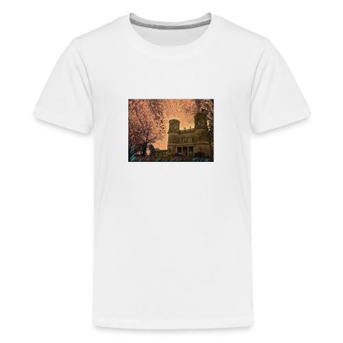 Lingner Schloss - Teenager Premium T-Shirt