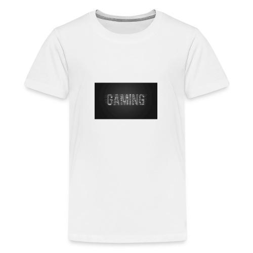 gaming 28646 1680x1050 e1459874084545 - Teenager Premium T-Shirt