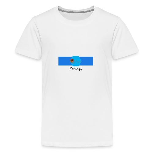 HexaString - Teenage Premium T-Shirt