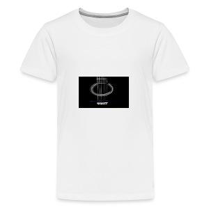 Guitar tee - Teenage Premium T-Shirt
