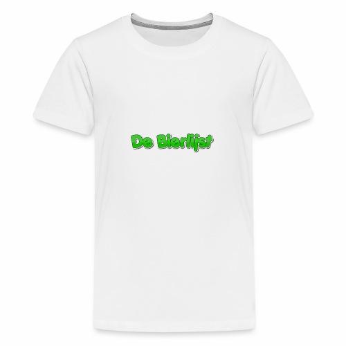De Bierlijst - Teenager Premium T-shirt