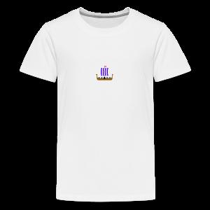 Viking Collection - Premium T-skjorte for tenåringer