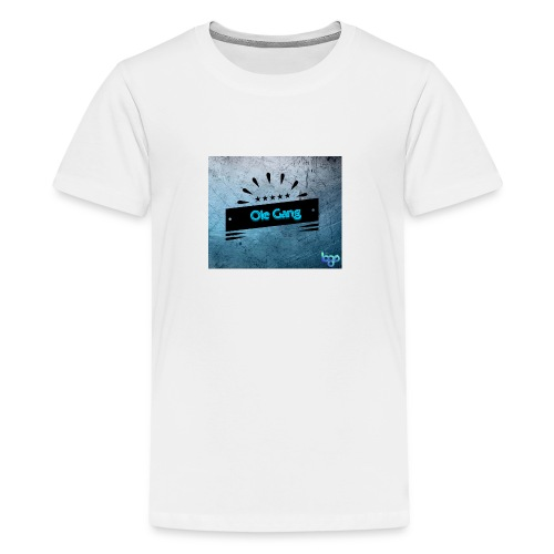 Metallic - Teenager Premium T-Shirt