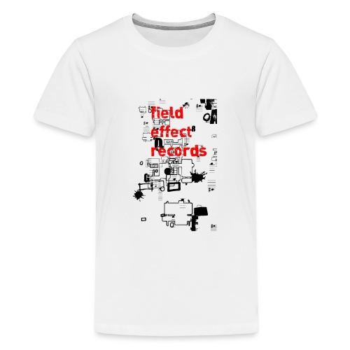 field effect records #2 - Teinien premium t-paita
