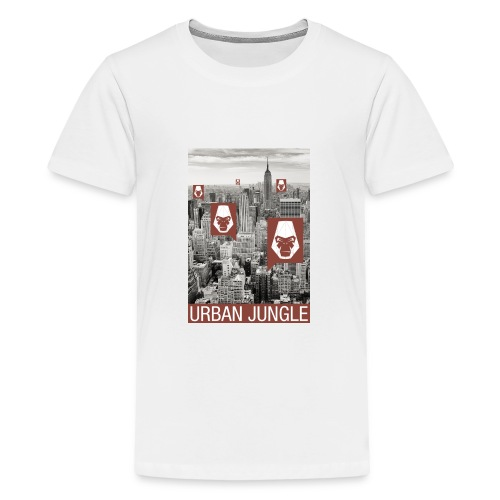Urban Jungle UG - Teenage Premium T-Shirt