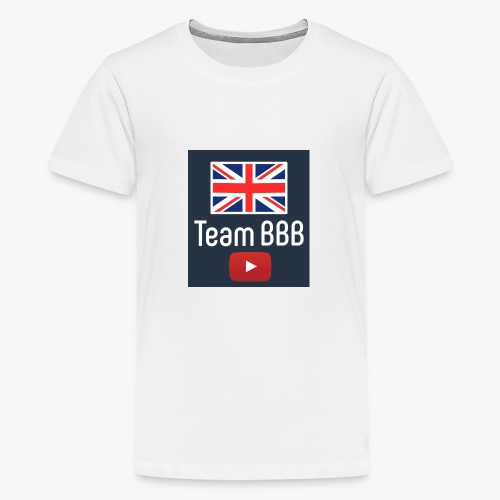 TeamBBBYT - Teenage Premium T-Shirt