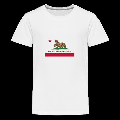 République de Nouvelle Californie - T-shirt Premium Ado