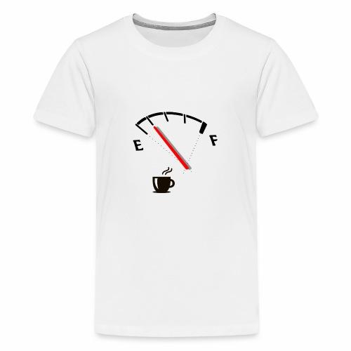 cafe - Camiseta premium adolescente