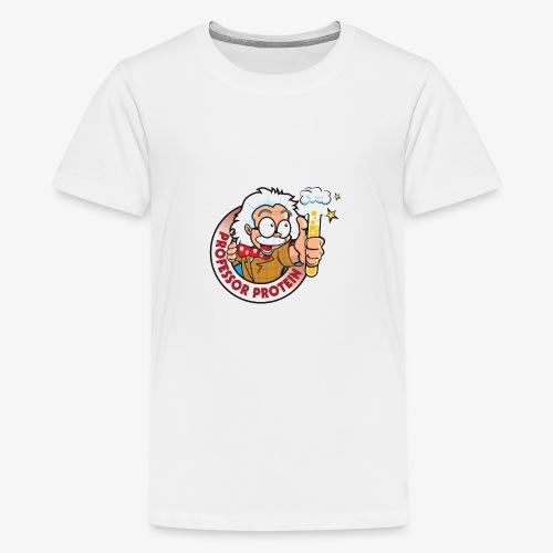 Professor Protein - Teenage Premium T-Shirt