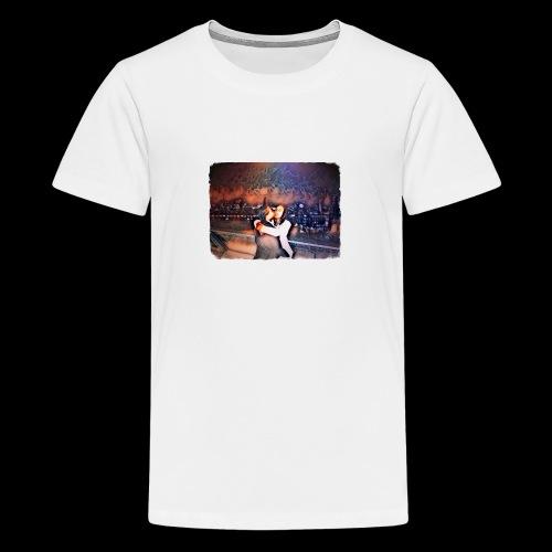 cush - Teenage Premium T-Shirt