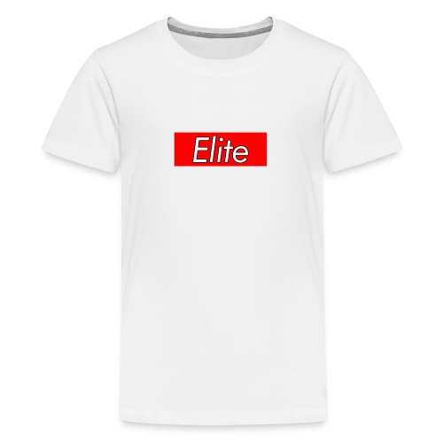 Supreme Theme Elite - Teenage Premium T-Shirt