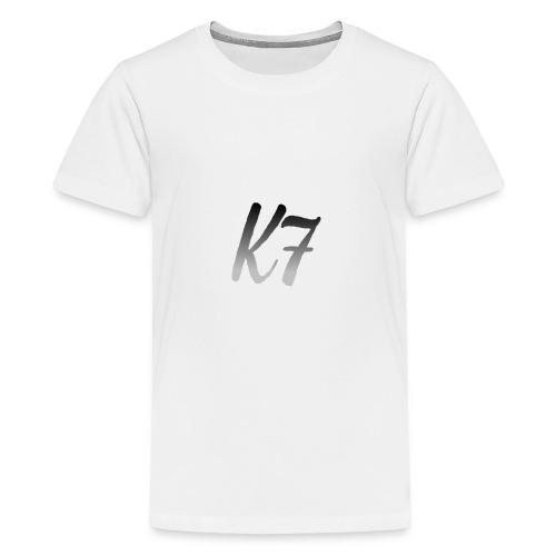 K7 - Teenage Premium T-Shirt