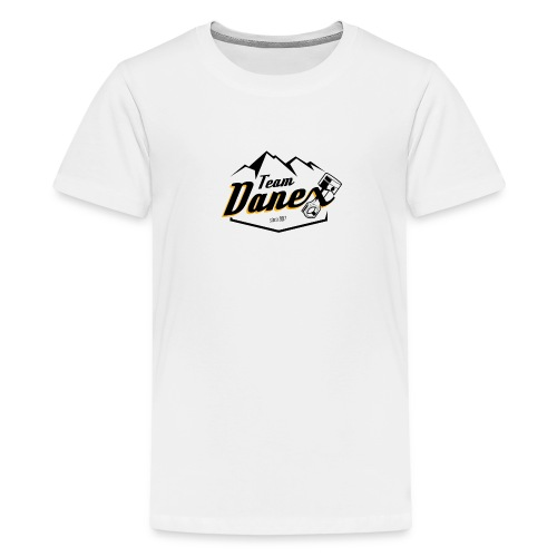 Team Danex Logo - Teenager Premium T-Shirt