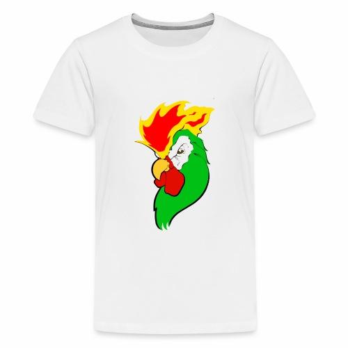 COCKTAIL ON FIRE - Camiseta premium adolescente