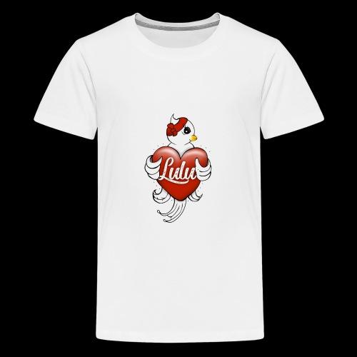 Bird - T-shirt Premium Ado
