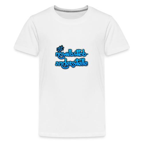 Arkeycrafter - Teenager Premium T-Shirt