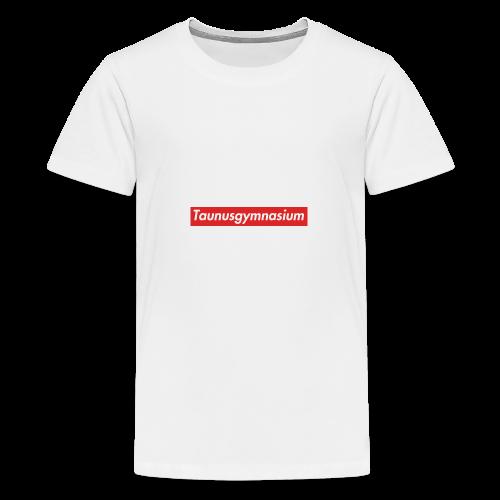 Taunusgymasium Merch - Teenager Premium T-Shirt