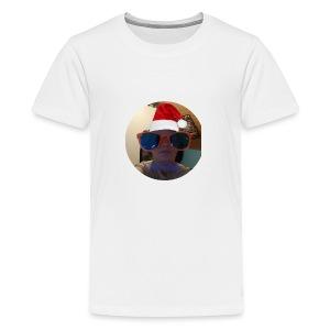 THAT FACE - Premium T-skjorte for tenåringer
