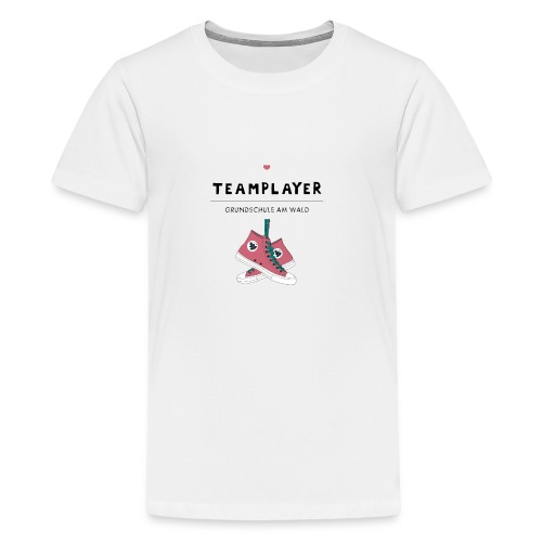 T Shirt Team Player - Teenager Premium T-Shirt