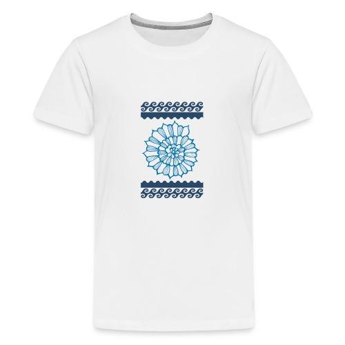 Shell - Camiseta premium adolescente