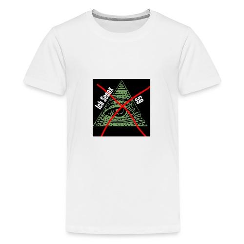 Denis mit einem n - Teenager Premium T-Shirt