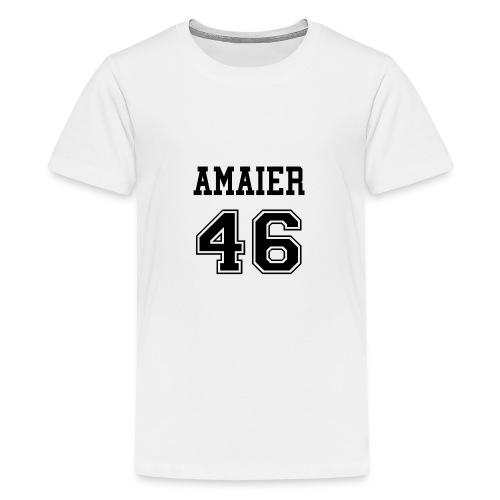 TEAM DEL 46 - Camiseta premium adolescente