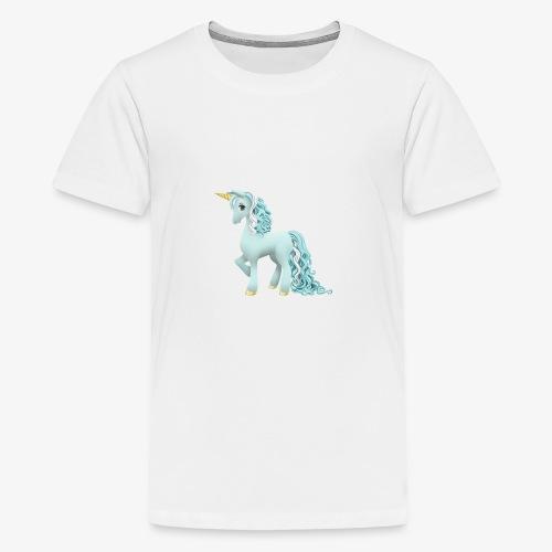 Einhorn Love - Teenager Premium T-Shirt