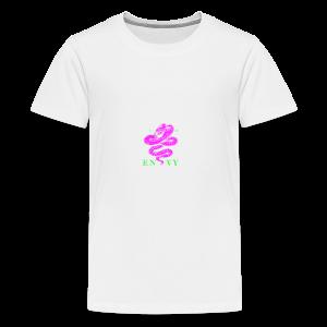 ENVY SNAKE - Teenage Premium T-Shirt