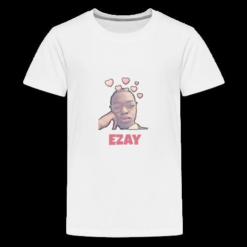 Cartoon Ezekiel - Teenage Premium T-Shirt