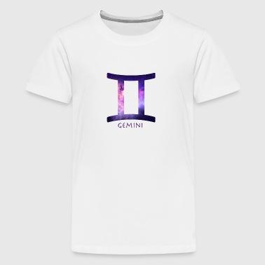 Gémeaux - T-shirt Premium Ado