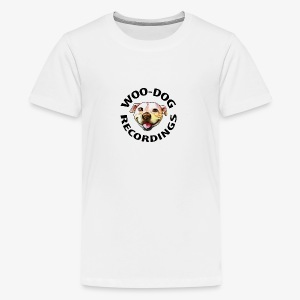 WooDog Logo LSD - Teenage Premium T-Shirt