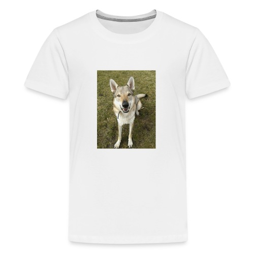 Spikey-Boy - Teenager Premium T-Shirt