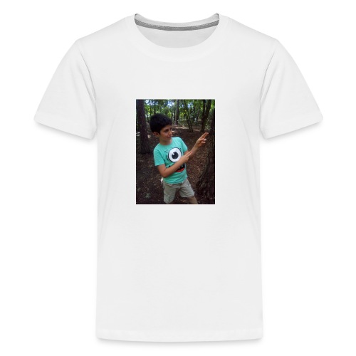 Luis tasse - Teenager Premium T-Shirt