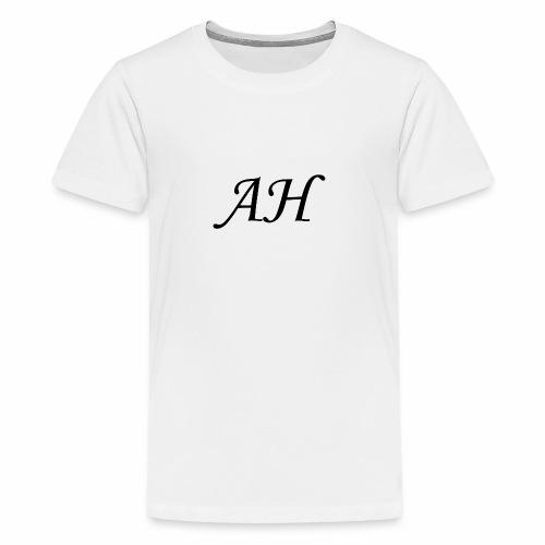 ah - T-shirt Premium Ado