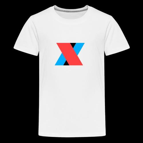 Triangle X - Teenage Premium T-Shirt