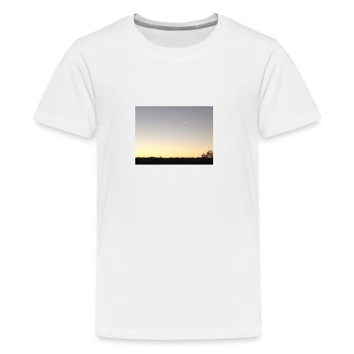 sunrise - Teenage Premium T-Shirt