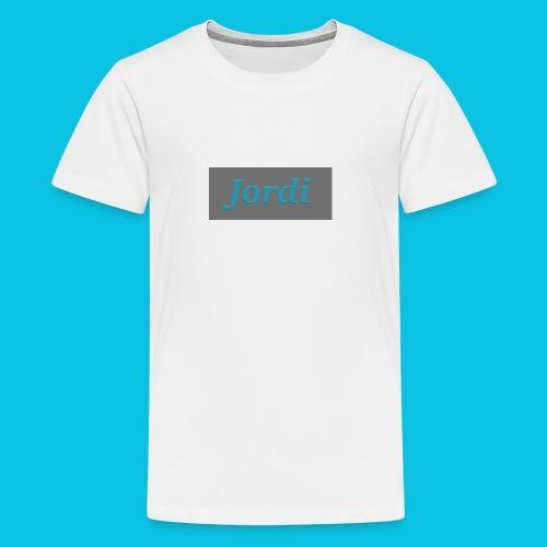 Jordi design - Teenage Premium T-Shirt