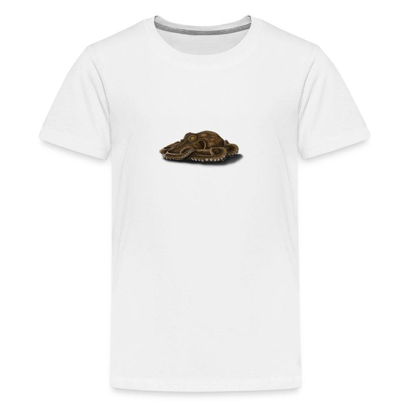 Oktopus - Teenager Premium T-Shirt