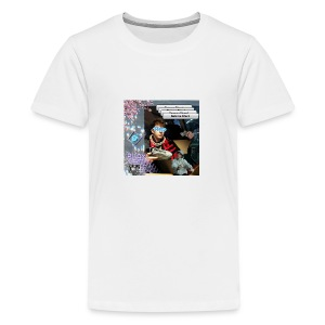 me swag and yung lean - Teenager Premium T-Shirt