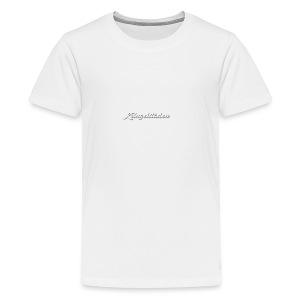 Kringelstaden - Premium-T-shirt tonåring