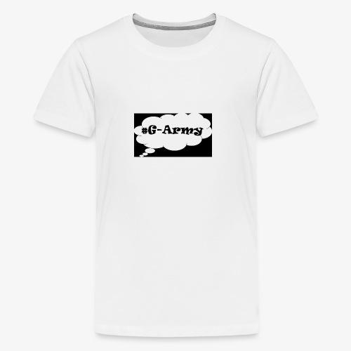 #G-Army - Teenager Premium T-Shirt