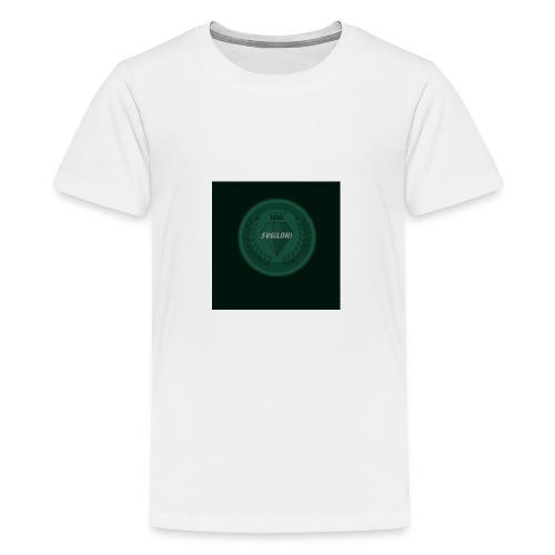 SavgeGramLDN - Teenage Premium T-Shirt