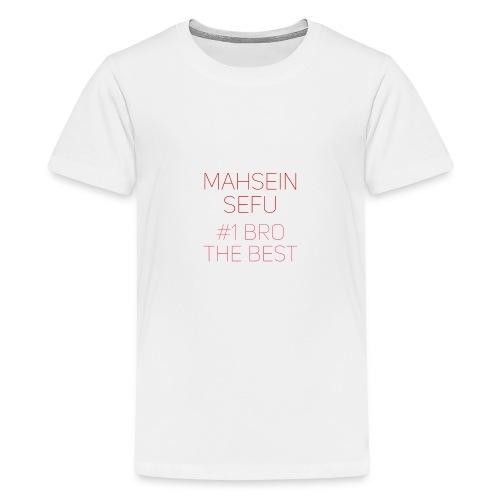 MY Bro - Teenage Premium T-Shirt