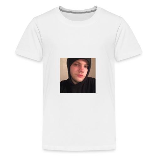 bästa you tuben - Premium-T-shirt tonåring