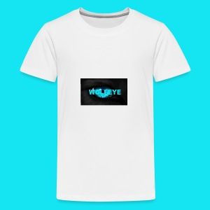 WolfEye T-Shirt - Teenage Premium T-Shirt