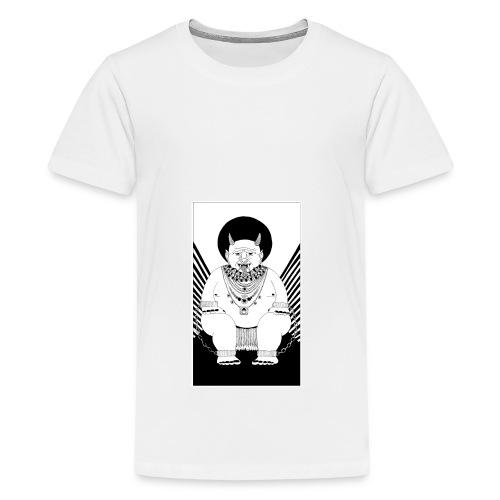 Dämon - Teenager Premium T-Shirt
