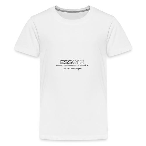 essere logo - Teenager Premium T-Shirt