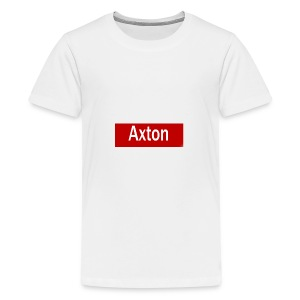 Axton Danish design - Teenager premium T-shirt