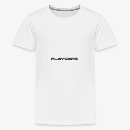 Playcape Name Desing - Teenager Premium T-Shirt