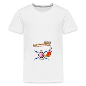 VolGaasTShirtKleur - Teenager Premium T-shirt